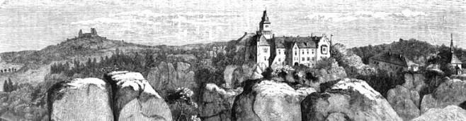 Hrad Trosky historie